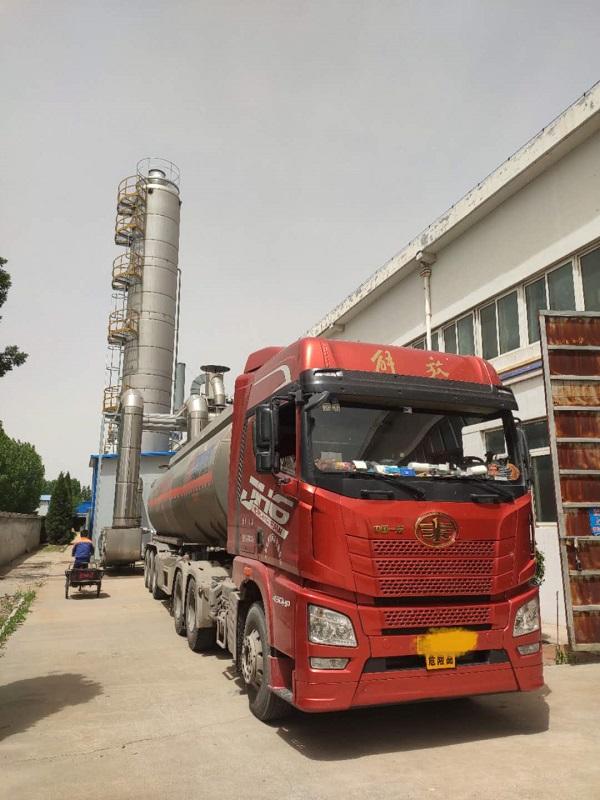 济南到浙江罐车危险品运输,高效运输限时达