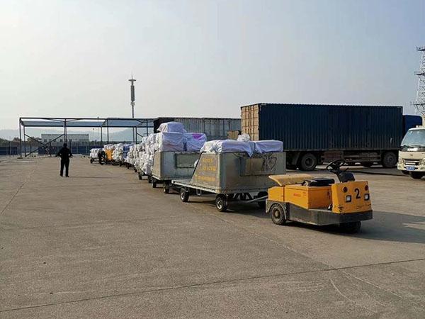 济南航空货运当日达的两个需注意的细节